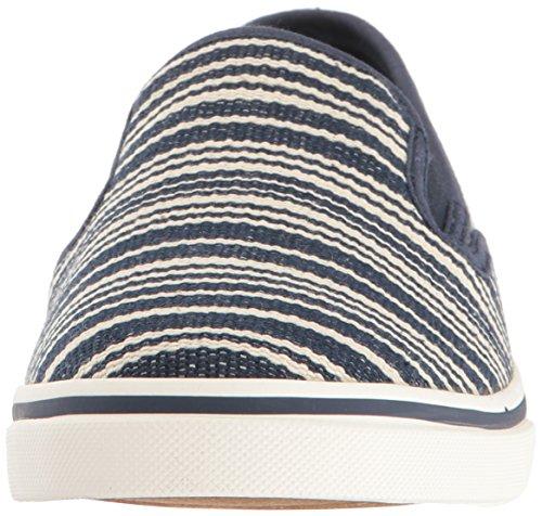 Lauren Av Ralph Kvinna Lauren Janis-sk-v Mode Sneaker Navy