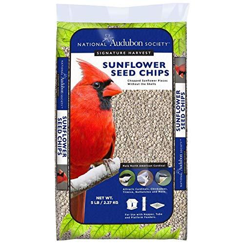 National Audubon Society 5-lb Signature Harvest Sunflower Seed Chips