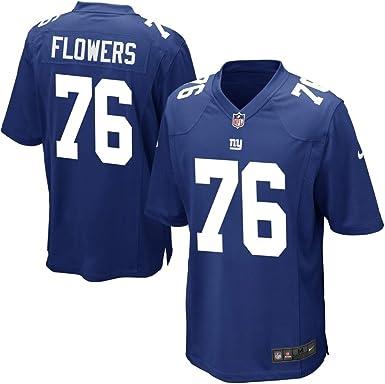 Amazon.com : Nike Youth New York Giants Ereck Flowers #76 Player ...