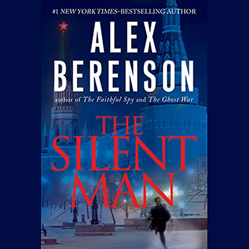 The Silent Man Audiobook [Free Download by Trial] thumbnail