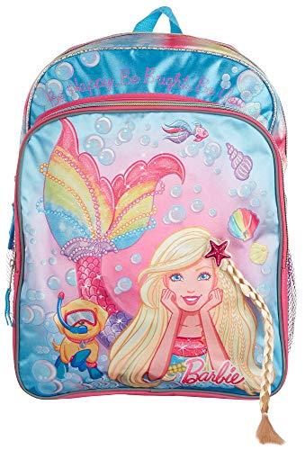Mermaid Barbie Accessory Innovations Backpack Girls Side Mesh -