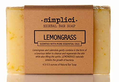 Simplici Lemongrass Calendula Essential Traditional product image
