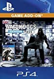 Watch Dogs: Season Pass (PS4) [PS4 PSN Code - UK account]