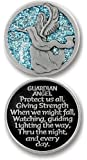 "GUARDIAN Angel POCKET Token - 1.25"" Metal Coin - INSPIRATIONAL Gift - PROTECT -You Are Special For Friend or Loved One"