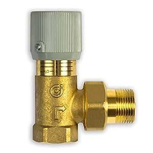 Caleffi 519500 Válvula de bypass diferencial 3/4'' 1÷6