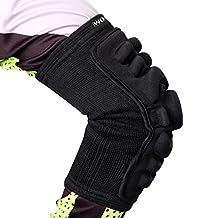 WOSAWE Best Elastic Combat Hockey Elbow Pads Protector Brace Elbow pad Sleeve Guard