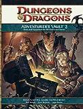 Adventurer's Vault 2: A 4th Edition D&D Supplement