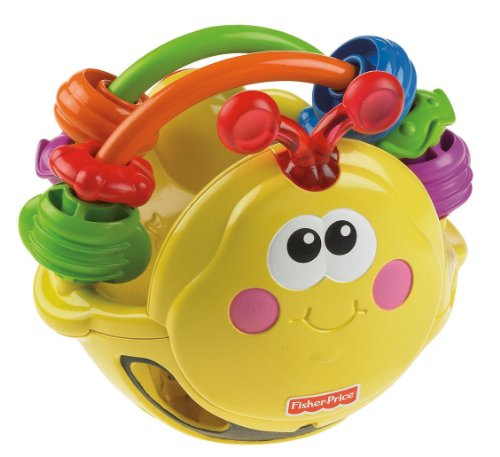 (Fisher-Price Go Baby Go! Gigglin' Bee)