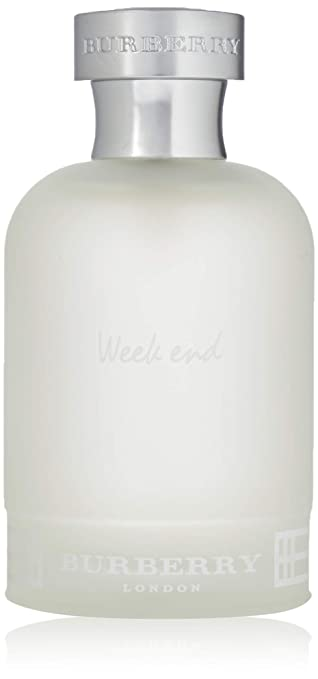 5419a300ec Amazon.com: BURBERRY Weekend Eau De Toilette for Men, 3.4 Fl. oz.: Burberry:  Luxury Beauty
