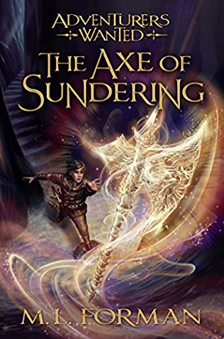 book cover of The Axe of Sundering