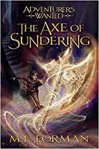 Amazon Com Adventurers Wanted Book 5 The Axe Of
