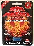 Rising Phoenix 5K Triple Maximum Male Enhancement Sexual 6 Pills
