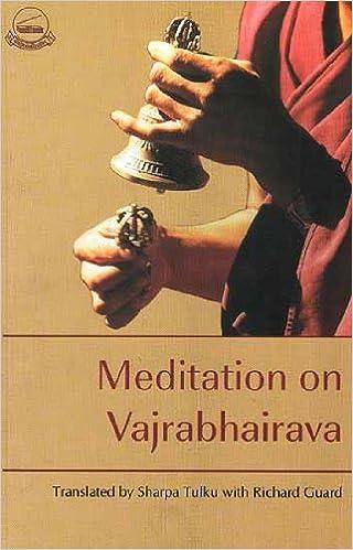 Meditation on Vajrabhairava: Sharpa Tulku: 9788185102757 ...