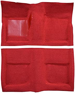 ACC Replacement Carpet Kit for 1994 to 2004 Ford Mustang Coupe and Convertible 8078-Dark Grey Plush Cut Pile