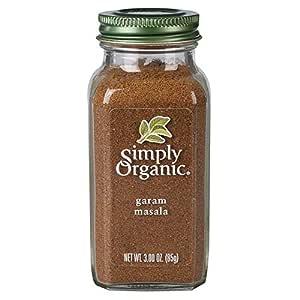 Simply Organic Garam Masala, Certified Organic | 3 oz