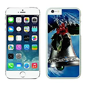 Iphone 6 Plus case,Merry Christmas Iphone 6 Plus case White Cover
