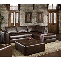 2-Pc Fairfax Sectional Set