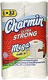 Charmin Ultra Strong (8 Mega Rolls) 330 2- Ply Sheets Per Roll