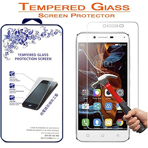 Tempered Glass For Lenovo K5 Plus (Clear) - 9