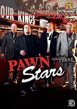 Amazoncom Pawn Stars Volume 3 Dvd Corey Harrison