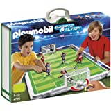 PLAYMOBIL Take Along Soccer Match Playset