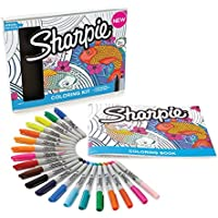 Sharpie Permanent Markers 10 Fine & 10 Ultra-Fine Tip