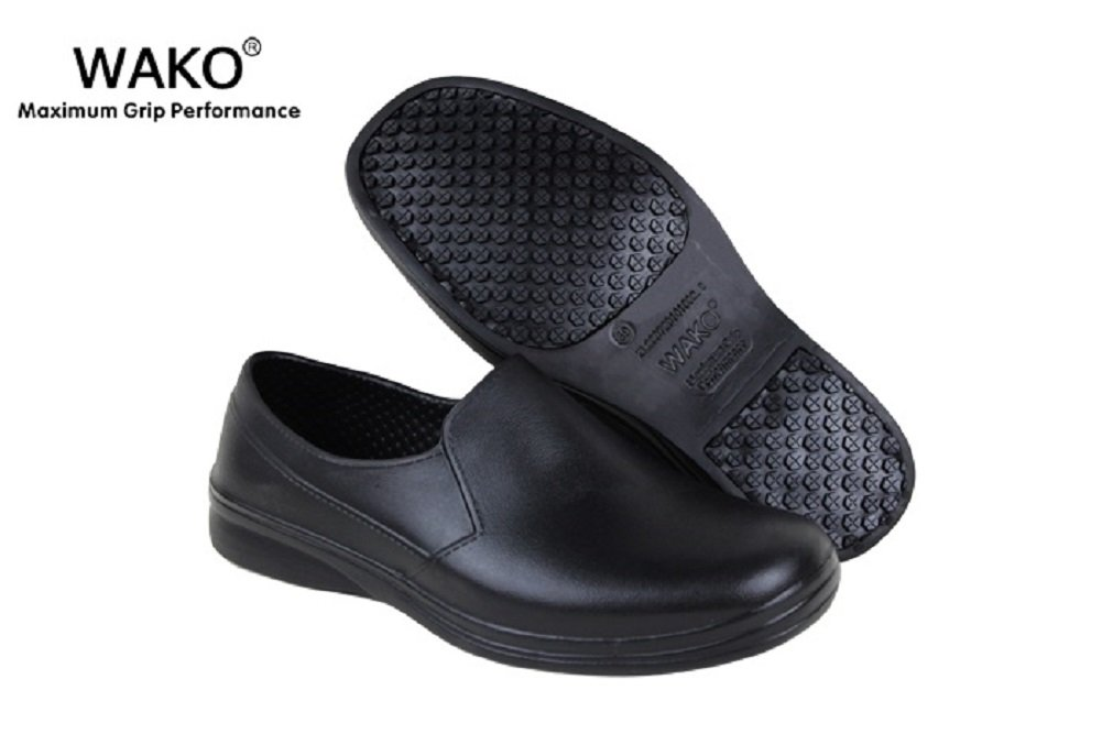 WAKO Unisex Anti-slip Chef Shoes Patented Maximum Grip Performance Technology (9)