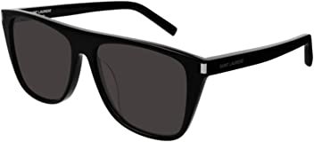 87b8571f7d0 Sunglasses Saint Laurent SL 1 /F- BLACK /