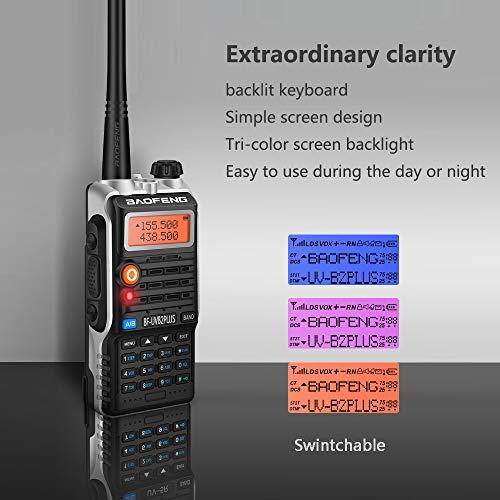 QIANGHONG UV-B2PLUS Radios 8 watt Range