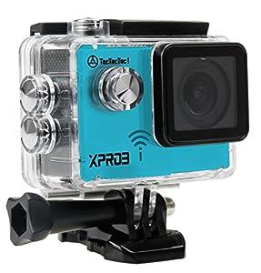 tectectec xpro3 action kamera 4k wifi mit stabilisator. Black Bedroom Furniture Sets. Home Design Ideas