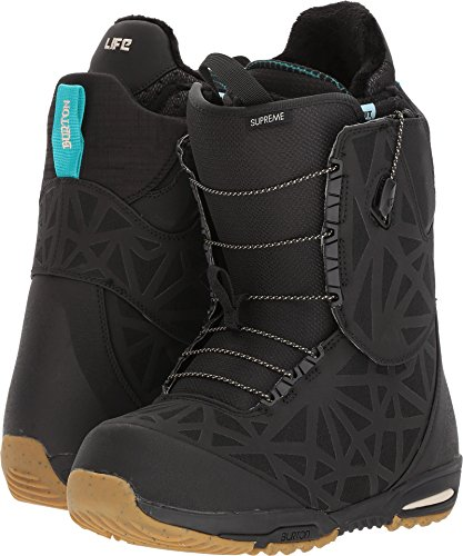 Burton Supreme Snowboard Boot 2018 - Women's Black 8
