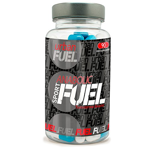 Urban Fuel Anabolic Fuel Testosterone Booster | The Best Botanical Formula...