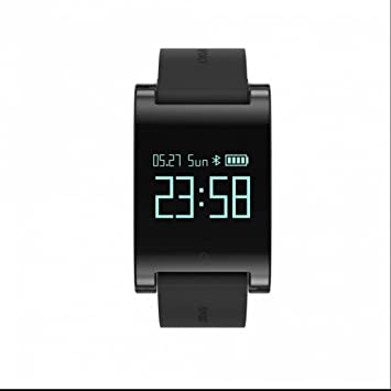 Hongfaing Actividad tracker Smart Watch prácticamente Pulso Relojes Multi Modo de deportes reloj deportivo para Apple/IOS Samsung/Android HTC: Amazon.es: ...