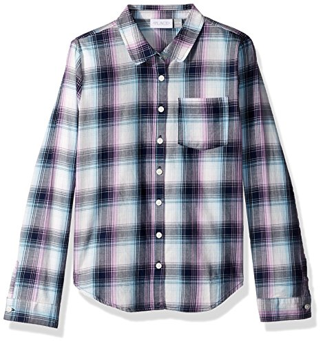 Plaid Big Shirt - 9
