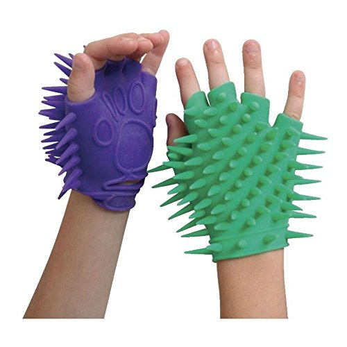 Spiky Glove Sensory Play Toy Autism Occupational Therapy Stress Fidget