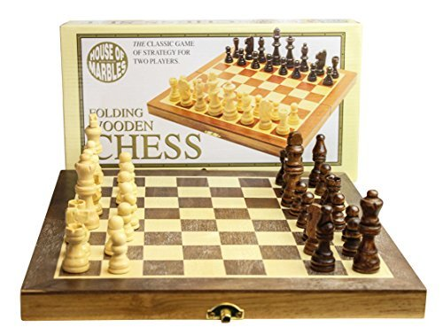 Standard Chess Set by House of Marbles