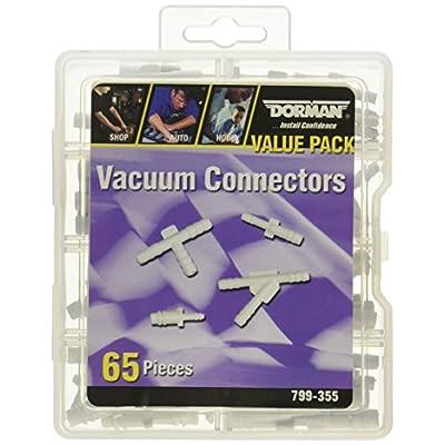 Dorman 799-355 Vacuum Connector Value Pack: Automotive