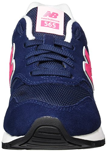 Balance Pink Femme Basses New Sneakers Navy 565 Multicolore agqawU