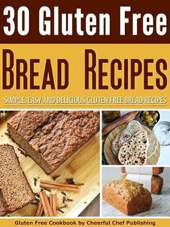 Delicious Gluten Free Bread Recipes (Gluten Free Recipes, Gluten Free ...