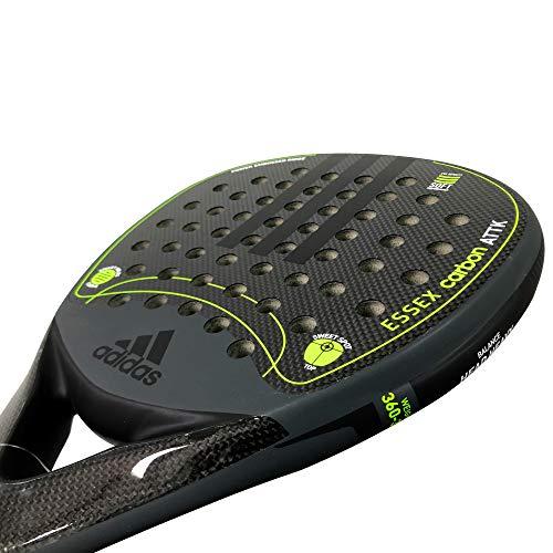 adidas Essex Carbon Attack Black LTD: Amazon.es: Deportes y aire libre