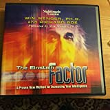img - for The Einstein Factor: A Proven New Method for Increasing Your Intelligence -(7 Audio CDs, Workbook on CD, Bonus CD) book / textbook / text book