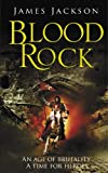 Front cover for the book Blood Rock by James Jackson