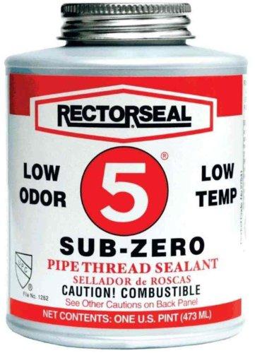 rectorseal-27731-1-4-pint-brush-top-no5-sub-zero-pipe-thread-sealant