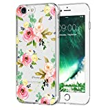 Best LUOLNH Iphone 6 Cases For Women - iPhone 6 Plus case,iPhone 6S Plus Case Flowers Review