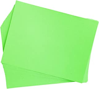 product image for Construction Paper, Light Green, 9 inches x 12 inches, 50 Sheets, Heavyweight Construction Paper, Crafts, Art, Kids Art, Painting, Coloring, Drawing Paper, Art Project, All Purpose (Item # 9CPLG)