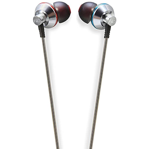 FiiO EX1 Nanotech Titanium Diaphragm In-Ear Monitors