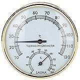 Sauna Room Digital Thermometer Hygrometer Humidity Temperature Meter Hot Tubs Supplies
