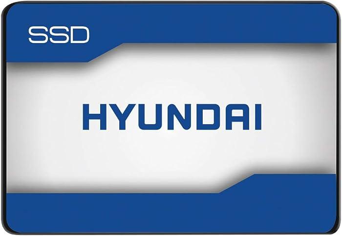 "Hyundai 120GB Internal SSD SATA III, TLC, 2.5"" (C2S3T/120G)"