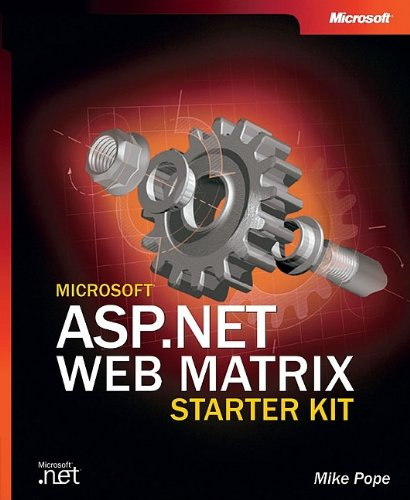 Microsoft ASP.NET Web Matrix Starter Kit (Developer Reference) by Brand: Microsoft Press