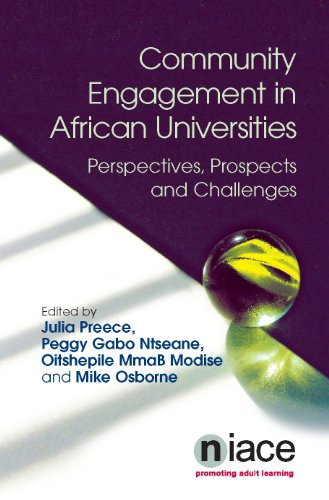 Community Engagement in African Universities: Perspectives, Prospects and Challenges